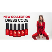 Лимитированная коллекция гель-лаков «Dress code»