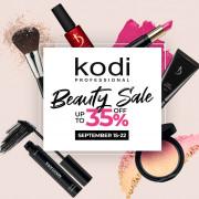 Beauty Sale с 15 по 22 сентября, скидки до 35%