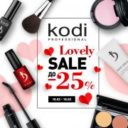 Lovely Sale с Kodi Professional