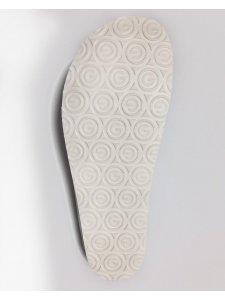 """Сабо """"Wellness"""" на пробковой подошве, материал: натуральная кожа,цвет: золотистый (размер 39)"""