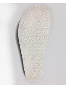 "Сабо ""Wellness"" на пробковой подошве, материал: натуральная кожа,цвет: белый (размер 38)"