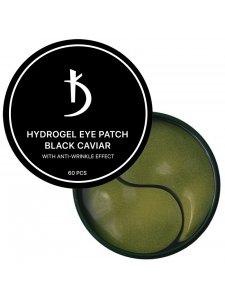 Гидрогелевые патчи под глаза Black Caviar (60 шт)
