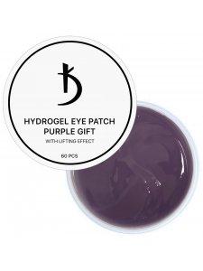 Гидрогелевые патчи под глаза Purple Gift (60 шт)