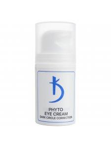Крем для кожи вокруг глаз для уменьшения темных кругов Phyto Eye Cream dark circle correction, 15 мл