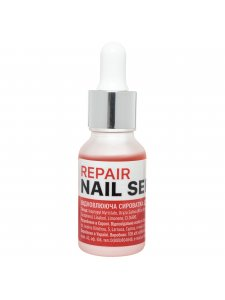 Восстанавливающая сыворотка для ногтей, Repair Nail Serum,15мл
