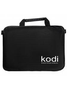 Папка для документов Kodi Professional, размер 36х26 см, цвет: черный