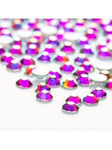 "Декоративные кристаллы ""Crystal AB"", размер SS 03 (1000шт/уп)"