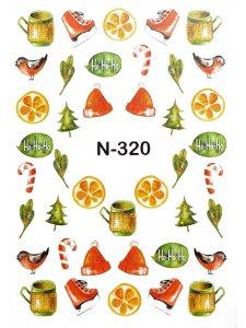 Слайдер дизайн N-320
