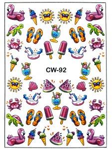 Слайдер дизайн CW-92
