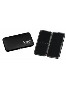 Футляр для пинцетов Kodi professional, цвет: черный