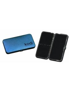 Футляр для пинцетов Kodi professional, цвет:синий
