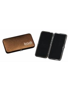 Футляр для пинцетов магнитный Kodi professional, цвет: бронза