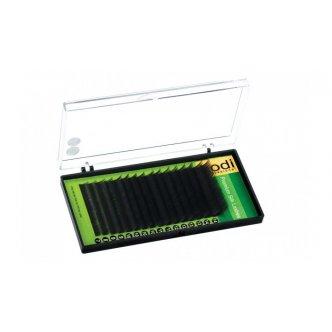 Ресницы B 0.15 (16 рядов:10/12mm) упаковка Green