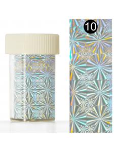 Купить – Фольга для литья в баночке (4*110 см) №10
