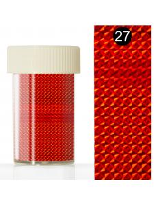 Фольга для литья в баночке (4*110 см) №27