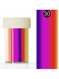 Фольга для литья в баночке (4*110 см) №30