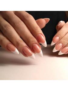 Как сделать форму ногтей?