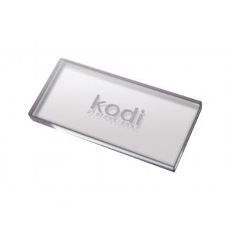 Фото - Стекло для клея Kodi (прямоугольное) от KODI PROFESSIONAL