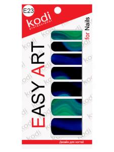 Слайдеры для ногтей (фотодизайн) Easy Art E23