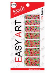 Слайдеры для ногтей (фотодизайн) Easy Art E24