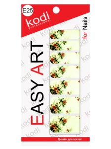 Слайдеры для ногтей (фотодизайн) Easy Art E25