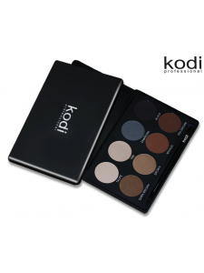 Купить –  Eyebrow Kit Kodi professional Make-up (набор теней для коррекции бровей)
