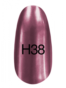 Лак Hollywood 8ml H 38