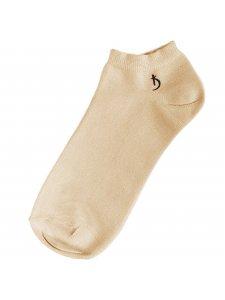 Носки женские, цвет: бежевый (размер 36-39)