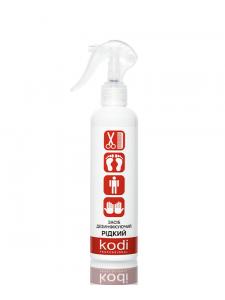 Средство дезинфицирующее Kodi Professional жидкое, 250 мл.