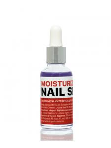 Увлажняющая сыворотка для ногтей, Moisturizing Nail Serum,30мл