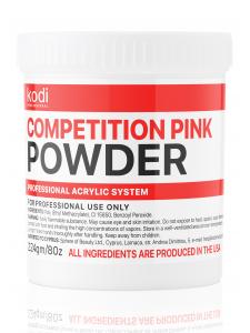 Competition Pink (Быстроотвердеваемый розово-прозрачный акрил) 224 гр.
