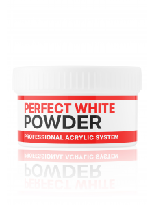 Perfect White Powder (Базовый акрил белый) 60 гр.