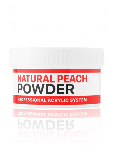 Natural Peach Powder (Базовый акрил натуральный персик) 60 гр.