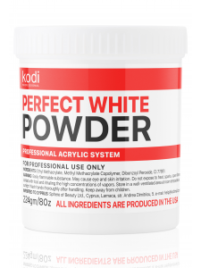 Perfect White Powder (Базовый акрил белый) 224 гр.
