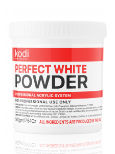 Perfect White Powder (Базовый акрил белый) 500 гр
