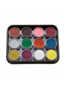 Набор цветных акрилов G1 (12 шт)