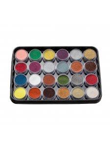 Набор цветных акрилов G1 (24 шт)