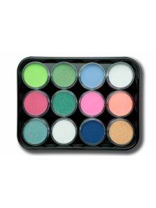 Набор цветных акрилов G3 (12 шт)