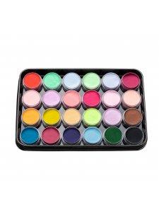 Набор цветных акрилов L1 (24 шт)