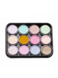 Набор цветных акрилов L3 (12 шт)