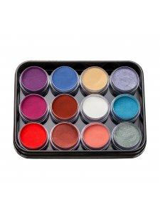 Набор цветных акрилов L6 (12 шт)
