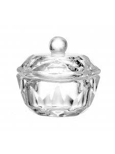 Прозрачный стаканчик с крышечкой, 20 мл