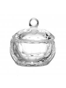 Прозрачный стаканчик с крышкой, 30 мл.