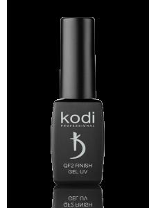 Фото - QF2 Finish UV Gel (финиш-гель без дисперсионного слоя), 8мл от KODI PROFESSIONAL