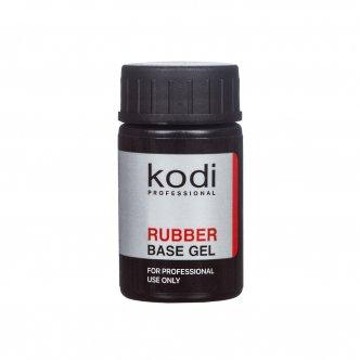 Фото - Rubber Base - Каучуковая основа (база) под гель - лак, 14 мл. от KODI PROFESSIONAL