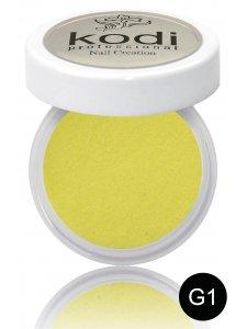 Акриловая пудра (цветной акрил) G1