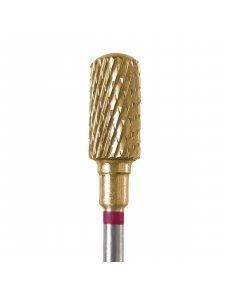 №208 ZRN-147XUF HP.060 (фреза твердосплавная цилиндр 147, d=6,0 мм, мягкий абразив, с циркониевым напылением)