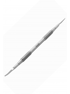 Фото - Инструмент для педикюра  «Рашпиль» двусторонний П-02 (16 см) от KODI PROFESSIONAL