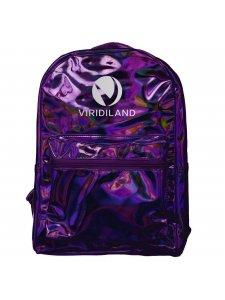 Рюкзак с логотипом VIRIDILAND (цвет: fuchsia)
