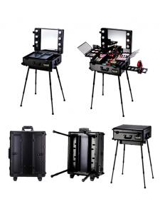 Кейс-студия для визажистов для косметики №2 (КС210)